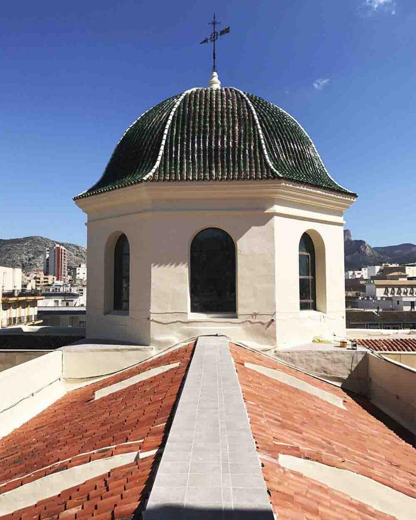 Rehabilitaci n restauraci n urbanismo y arquitectura gambin estudio arquitectura alicante - Estudio arquitectura alicante ...
